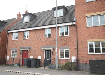 Thumbnail 3 bedroom town house for sale in Yeomans Parade, Carlton, Nottingham