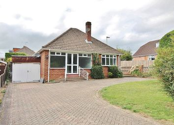 Thumbnail 2 bed detached bungalow for sale in London Road, Horndean, Waterlooville