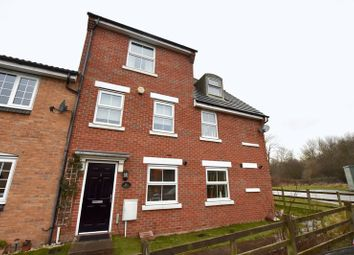 Thumbnail 4 bed terraced house for sale in Roman Road, Corby