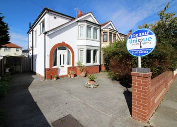 3 bed semi-detached house for sale in Knowle Avenue, Thornton-Cleveleys FY5