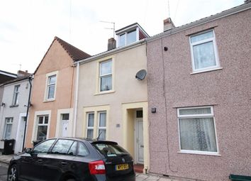 Thumbnail 2 bedroom terraced house for sale in Bradley Crescent, Shirehampton, Bristol