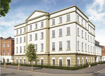 Thumbnail 2 bed flat for sale in Plot 36, 1 Libra Avenue, Sherford, Plymouth