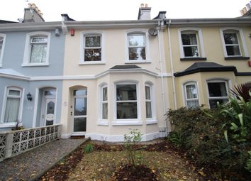 Thumbnail 1 bed flat for sale in Wilton Street, Stoke, Plymouth