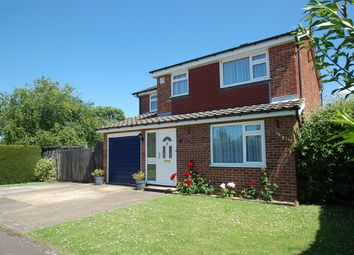 Thumbnail 4 bed detached house for sale in Dinants Crescent, Marks Tey, Colchester