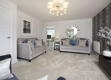 "Thumbnail 4 bed detached house for sale in ""Guisborough I"" at Queens Drive, Nantwich"