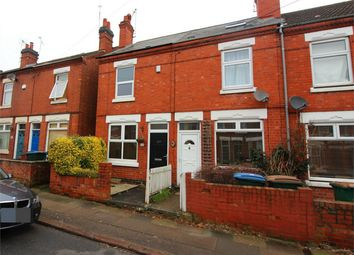 Thumbnail 2 bedroom end terrace house for sale in Broomfield Road, Earlsdon, Coventry