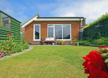 Thumbnail 2 bedroom semi-detached bungalow for sale in Gorringe Close, Willingdon, Eastbourne