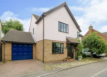 Thumbnail 4 bed detached house for sale in Cherrywoods, Great Bentley, Colchester, Essex