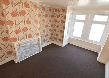 Thumbnail 1 bed flat to rent in Clarissa Road, Chadwell Heath, Romford