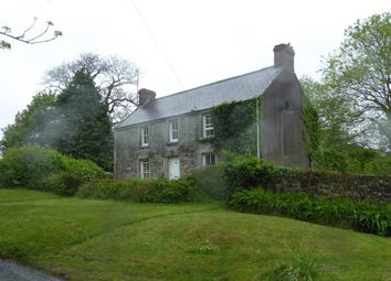 Thumbnail 3 bed property to rent in Lawrenny, Kilgetty