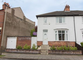 Thumbnail 3 bedroom semi-detached house for sale in Dunster Street, Leicester
