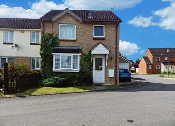 Thumbnail 3 bed detached house to rent in Simnel Close, Swindon, Wiltshire
