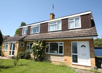 Thumbnail 4 bed property to rent in Nobles Way, Egham