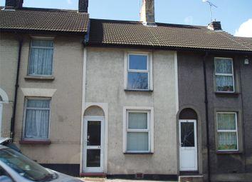 Thumbnail 2 bed terraced house for sale in Stonebridge Road, Northfleet, Gravesend, Kent