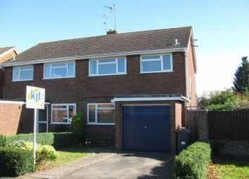 Thumbnail 3 bed semi-detached house for sale in Kimberley Close, Longlevens, Gloucester