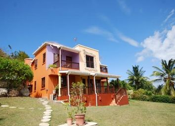 Thumbnail 3 bed villa for sale in Edgehill Terrace, St Thomas, Barbados