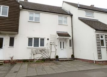 Thumbnail 2 bed terraced house to rent in Coles Lane, Linton, Cambridge