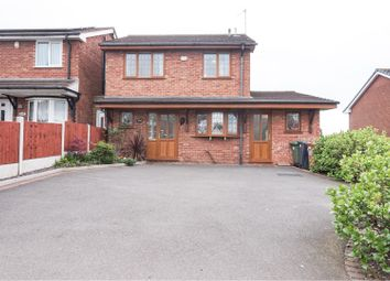 Thumbnail 4 bedroom detached house for sale in Lichfield Road, Walsall