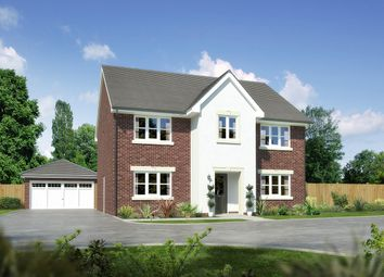 "5 bed detached house for sale in ""Millwood"" at Palladian Gardens, Hooton Road, Hooton, Wirral CH66"