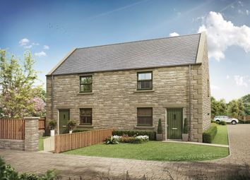 "Thumbnail 2 bed semi-detached house for sale in ""Plot 1/2"" at Newfield Terrace, Newfield, Chester Le Street"