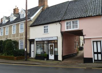 Thumbnail 1 bedroom town house to rent in Old Market Place, Harleston, Norfolk