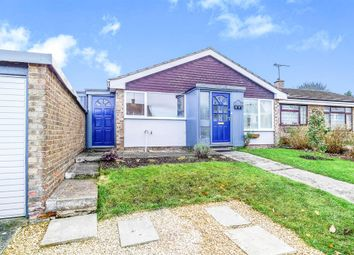Thumbnail 3 bed semi-detached bungalow for sale in Melrose Close, Warminster