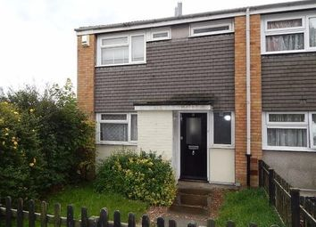 Thumbnail 3 bed end terrace house for sale in Fitzwarin Close, Luton, Bedfordshire