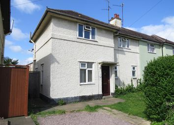 Thumbnail 3 bed semi-detached house for sale in Fulbridge Road, Peterborough