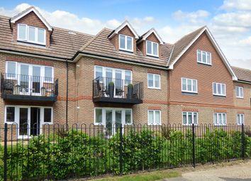 Thumbnail 2 bed flat for sale in Woodlands Avenue, Rustington, Littlehampton