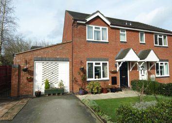 Thumbnail 3 bed semi-detached house for sale in Lancaster Close, Bicester
