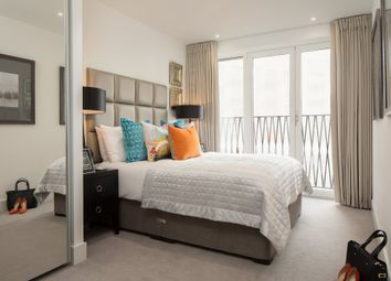 "Thumbnail 3 bed flat for sale in ""Conquest Tower"" at 142 Blackfriars Road, London"