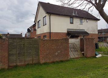 Thumbnail 2 bed semi-detached house to rent in 1Carshalton Grove, Wolverhampton