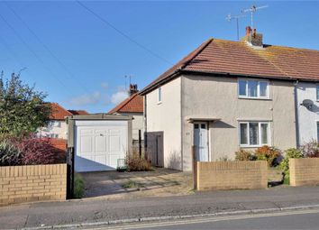 Thumbnail 2 bed semi-detached house for sale in Chester Avenue, Worthing, West Sussex