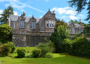 Thumbnail 4 bedroom flat for sale in Shandon, Helensburgh