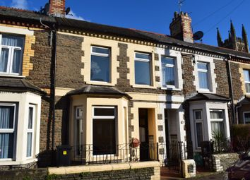 Thumbnail 2 bed terraced house to rent in Angus Street, Roath, Cardiff