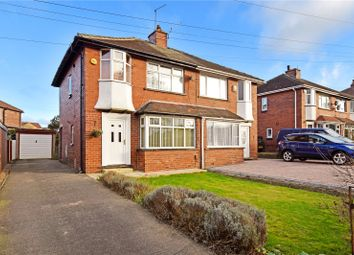 3 bed semi-detached house for sale in Harthill Parade, Gildersome, Morley, Leeds LS27