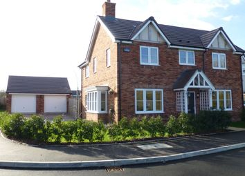 Thumbnail 4 bed detached house for sale in Gosney Fields, Pinvin, Pershore