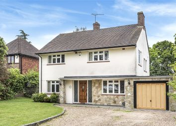 Thumbnail 4 bedroom detached house for sale in Hazel Grove, Farnborough Park