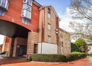 Thumbnail 2 bed flat for sale in Seager Drive, Cardiff Bay