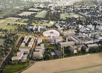 Thumbnail Land to let in Cambridge Biomedical Campus, Phase 2, Hills Road, Cambridge