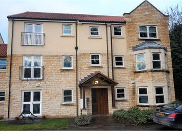 Thumbnail 2 bed flat for sale in Abbeystone Way, Leeds