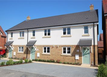 Thumbnail 3 bedroom semi-detached house for sale in Sapphire Gardens, Mildenhall, Bury St Edmunds