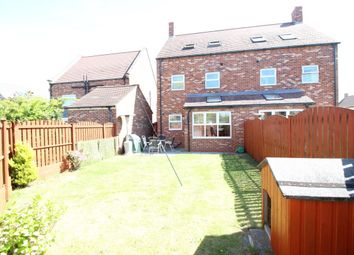 Thumbnail 3 bed semi-detached house to rent in Oak Way, Selby