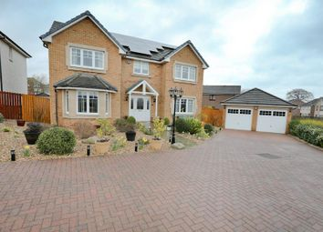 Thumbnail 5 bedroom detached house for sale in Newtonmore Drive, Kirkcaldy