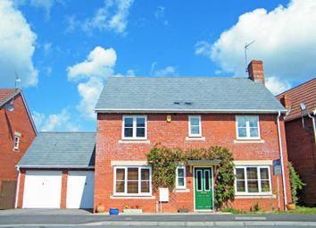 Thumbnail 4 bed detached house for sale in 69 Graham Way, Cotford St. Luke, Taunton, Somerset