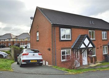 Thumbnail 2 bed end terrace house for sale in 92, Glandwr, Newtown, Powys
