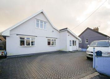 Thumbnail 3 bed bungalow for sale in Brithwen Road, Waunarlwydd, Swansea
