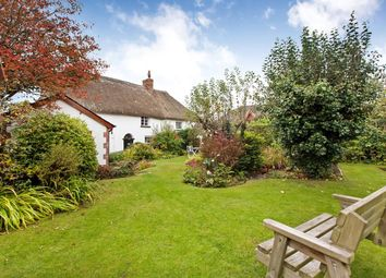 Thumbnail 4 bed semi-detached house for sale in High Street, Silverton, Exeter