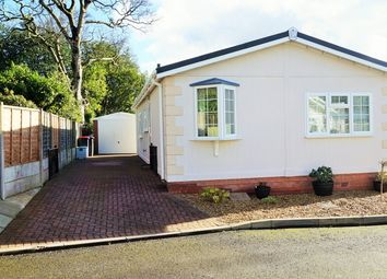 Thumbnail 2 bed mobile/park home for sale in Homelands, Telford