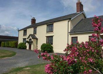 Thumbnail Commercial property for sale in Graig Farm, Llanfair Caereinion, Welshpool